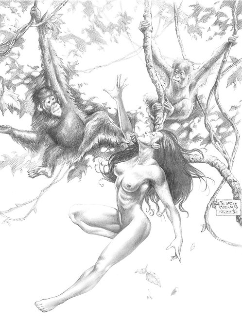 Jungle Tails 4 - Cuevas 1