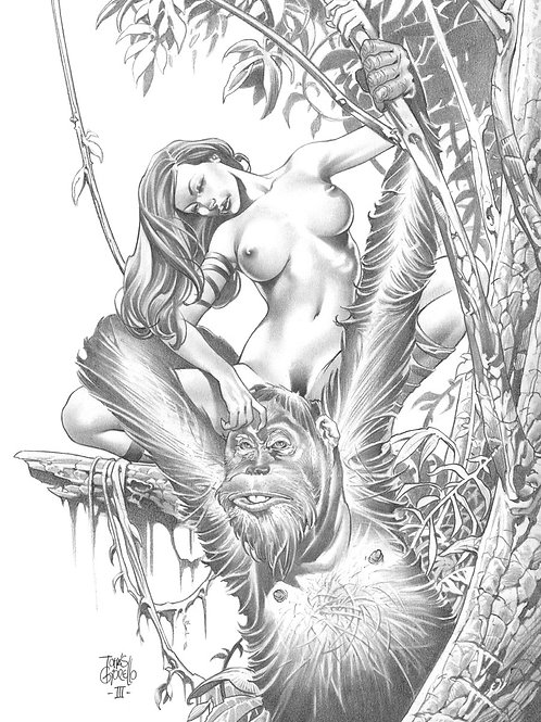 Jungle Tails 4 - Giorello 3