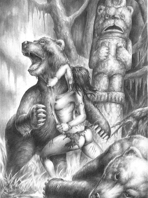 Jungle Tails 4 - Candia 2
