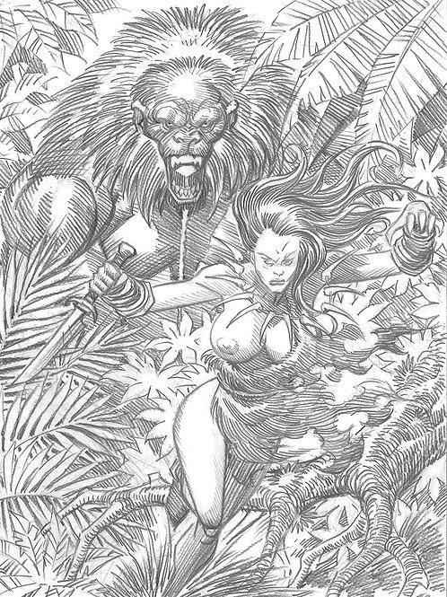 Jungle Tails 3 - Meriggi 2