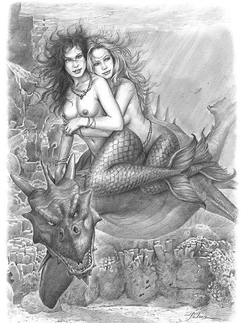 Mermaids 3 - Pelaez 2