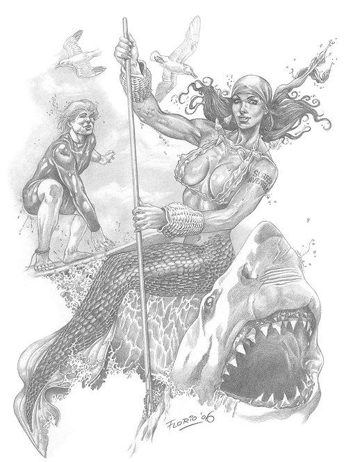 Mermaids 4 - Florio 1