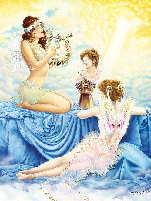 Angel Song Artwork - Cesar Britez