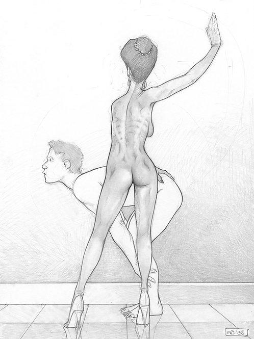 Spanking Tails 3 - Byrd 8