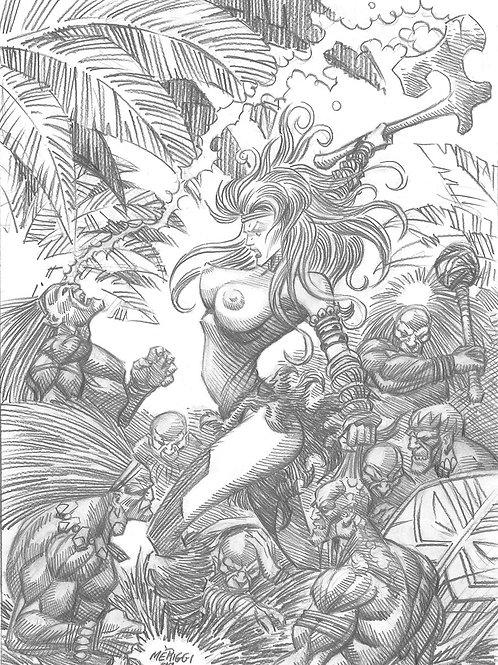 Jungle Tails 3 - Meriggi 1