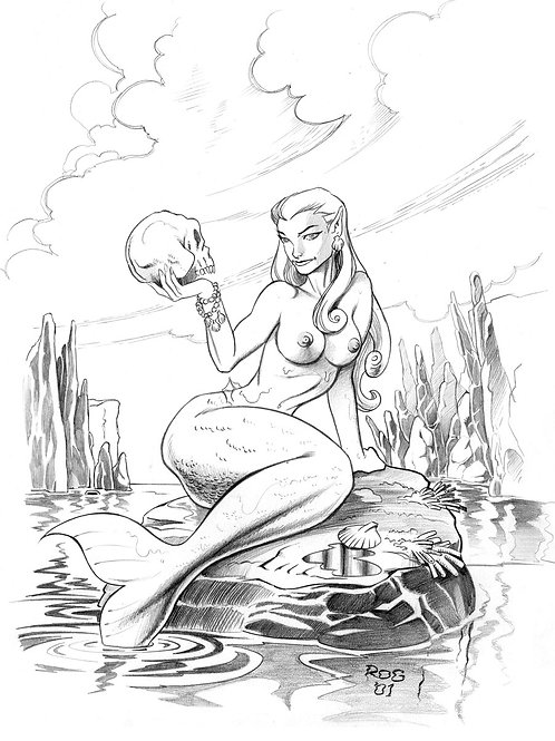 Mermaids 2 - Rogers 1