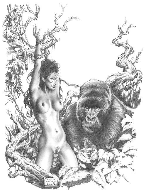 Jungle Tails 4 - Cuevas 2