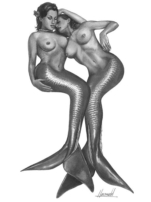 Mermaids 3 - Hartmann 2