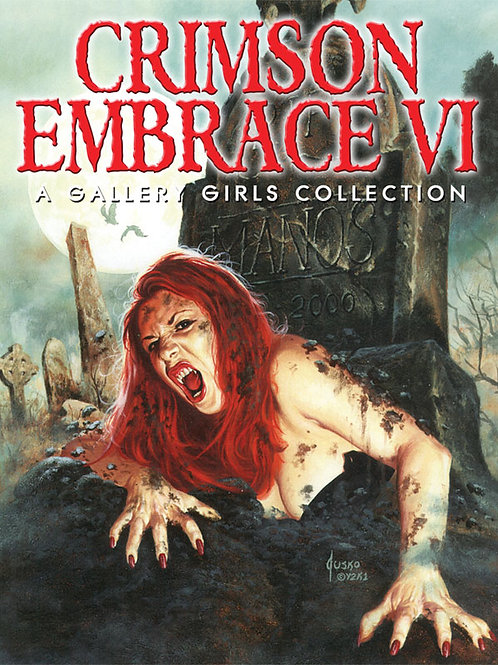 Crimson Embrace Volume 6