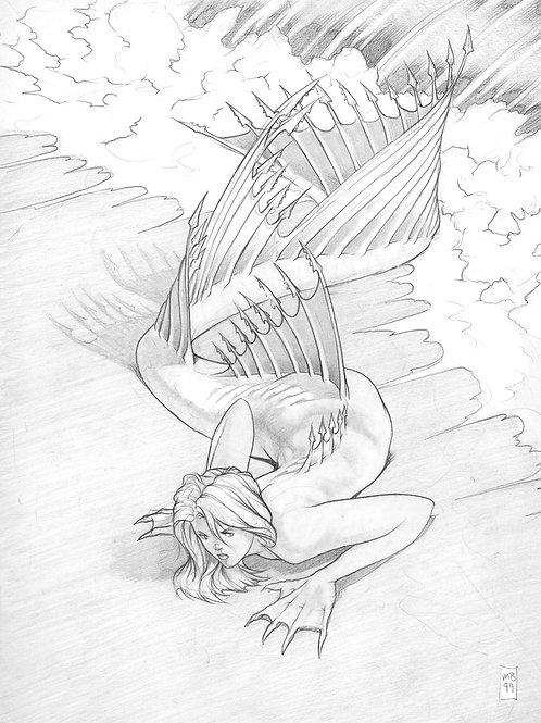 Mermaids 1 - Byrd 1