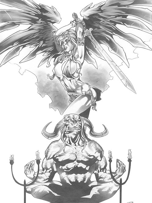 Angel Lust 2 - Ossio 1