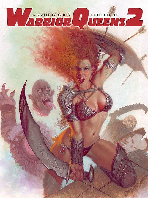 Warrior Queens Volume 2