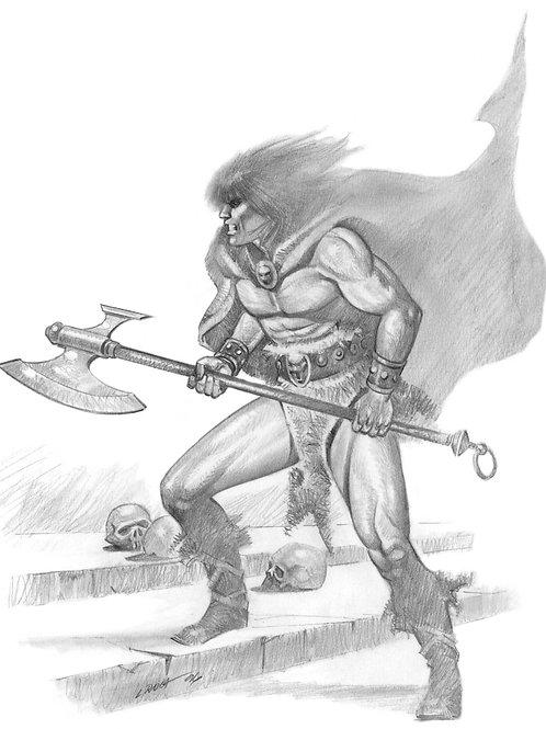 Conan The Cruel - Roca 2