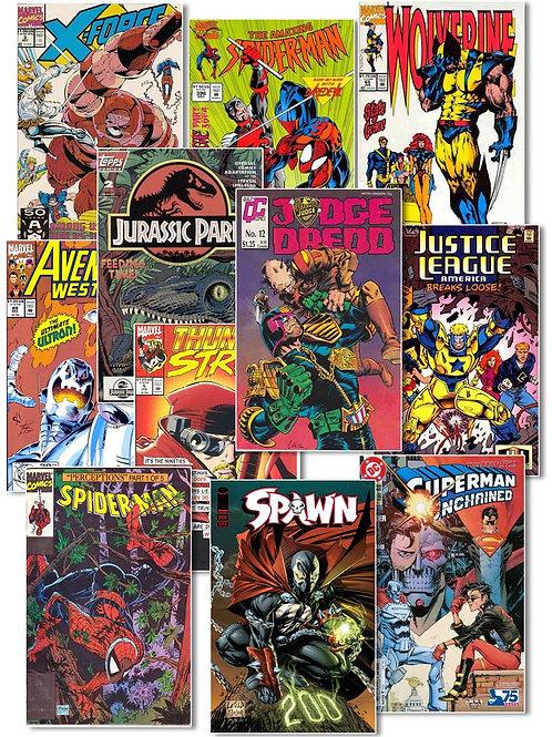 Comic Book Value Pack