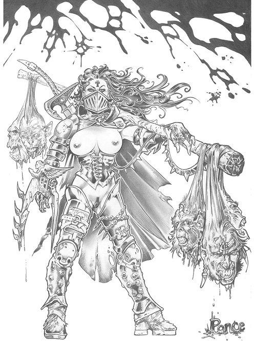 Warrior Queens 2 - Ponce 1