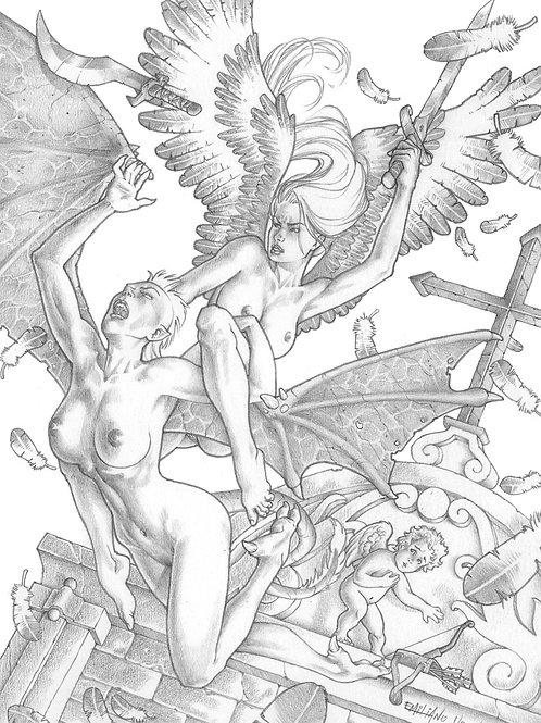 Angel Lust 1 - Urdinola 1