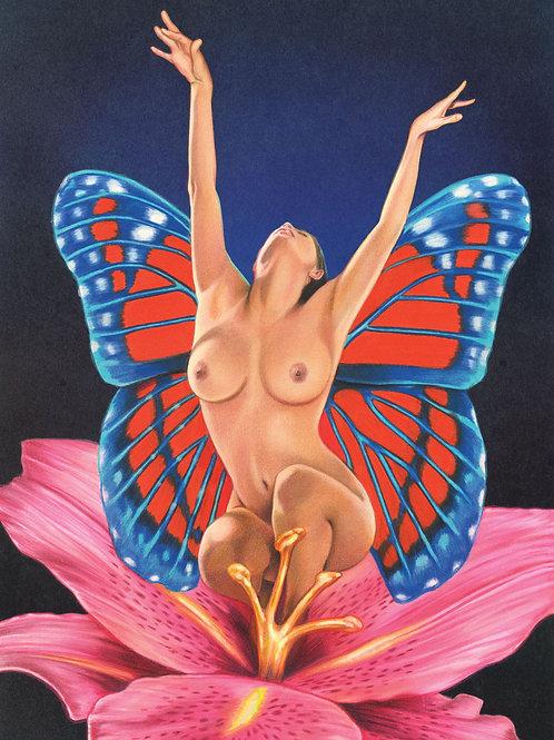 Fairy Song Artwork 1 - Hartmann