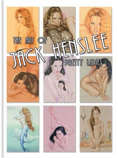 Art of Jack Henslee HARDCOVER EDITION