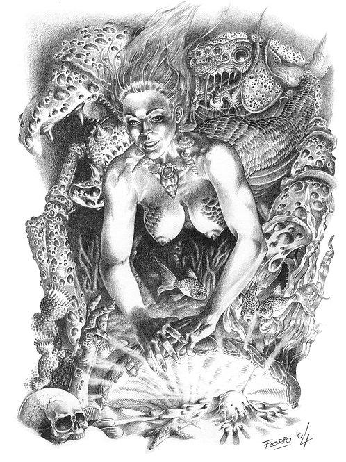 Mermaids 3 - Florio 3