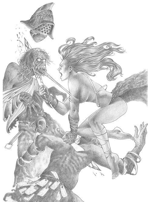 Warrior Queens 2 - Czerniawski 3