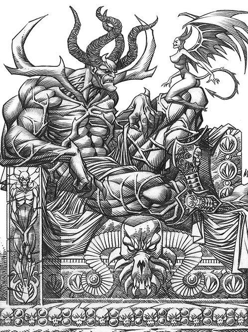 Devil Dolls 1 - Meriggi 2