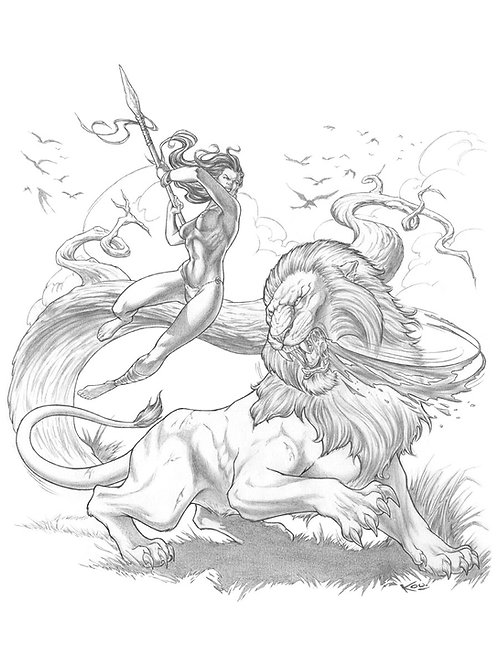 Jungle Tails 4 - Kousovitis 2