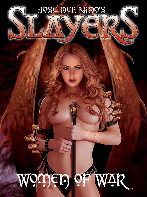 Slayers - Women of War