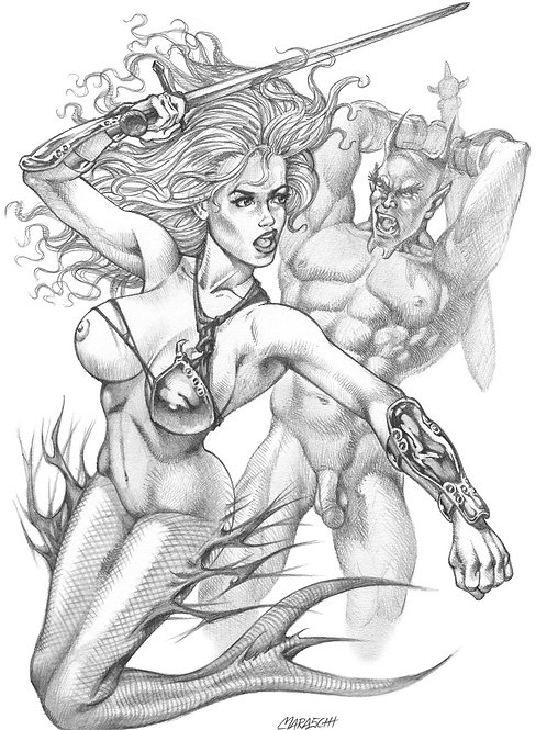 Mermaids 3 - Maraschi 2