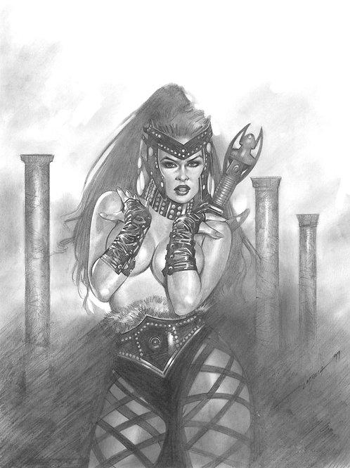 Warrior Queens 1 - Roca 1