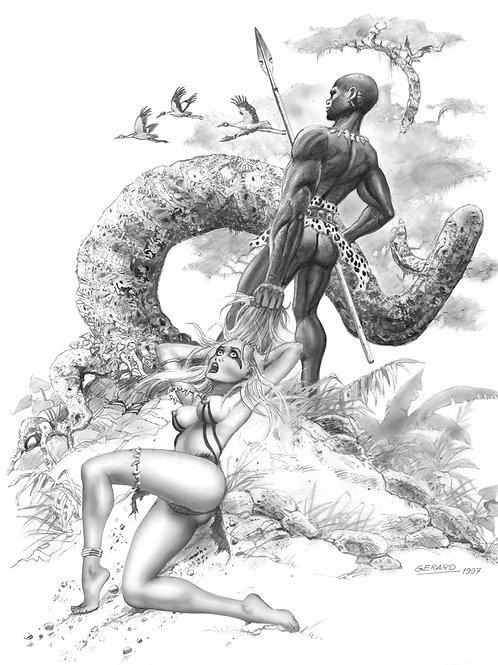 Jungle Tails 2 - Gerard Gallego 1