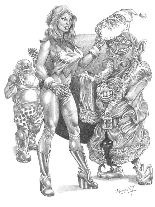 Santa's Helpers - Florio 2