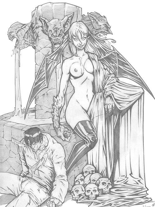 Bloodlust - Lara 2