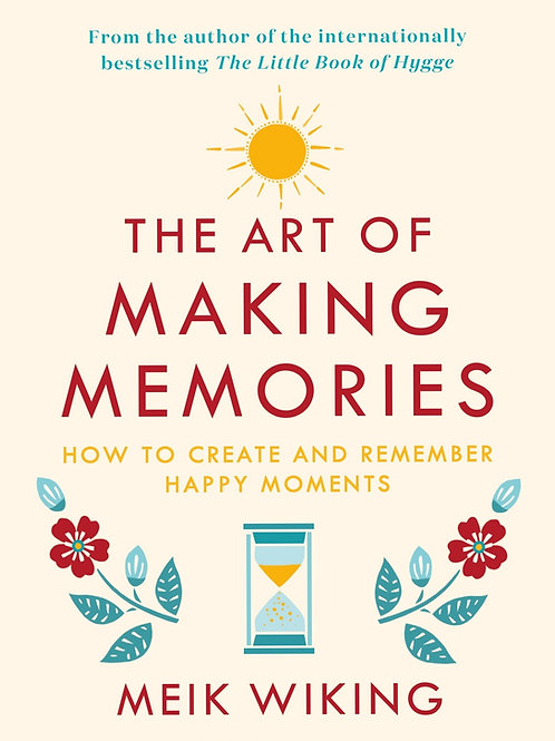 SIGNED COPY The Art of Making Memories