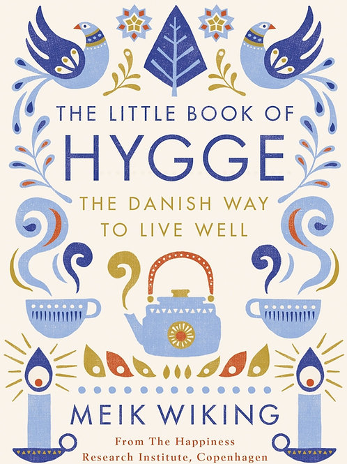 SIGNED COPY The Little Book of Hygge
