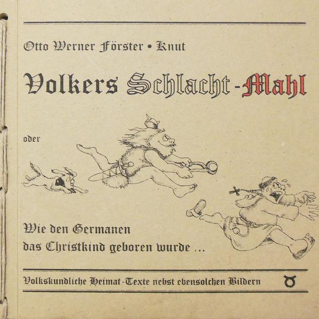 Volkers Schlacht Mahl