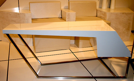 coffee table SLOPE