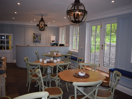 New tea room