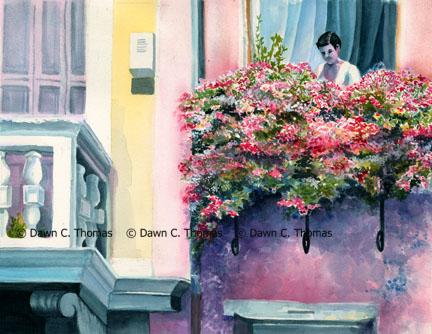 Venetian Gardener