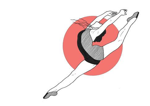 Elvira Bernhardt | Dance Red