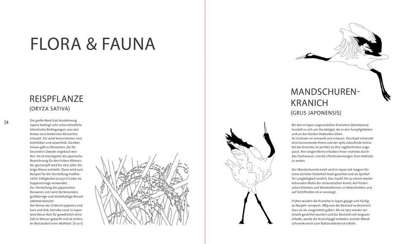 Elvira Bernhardt   Japanheft Flora&Fauna