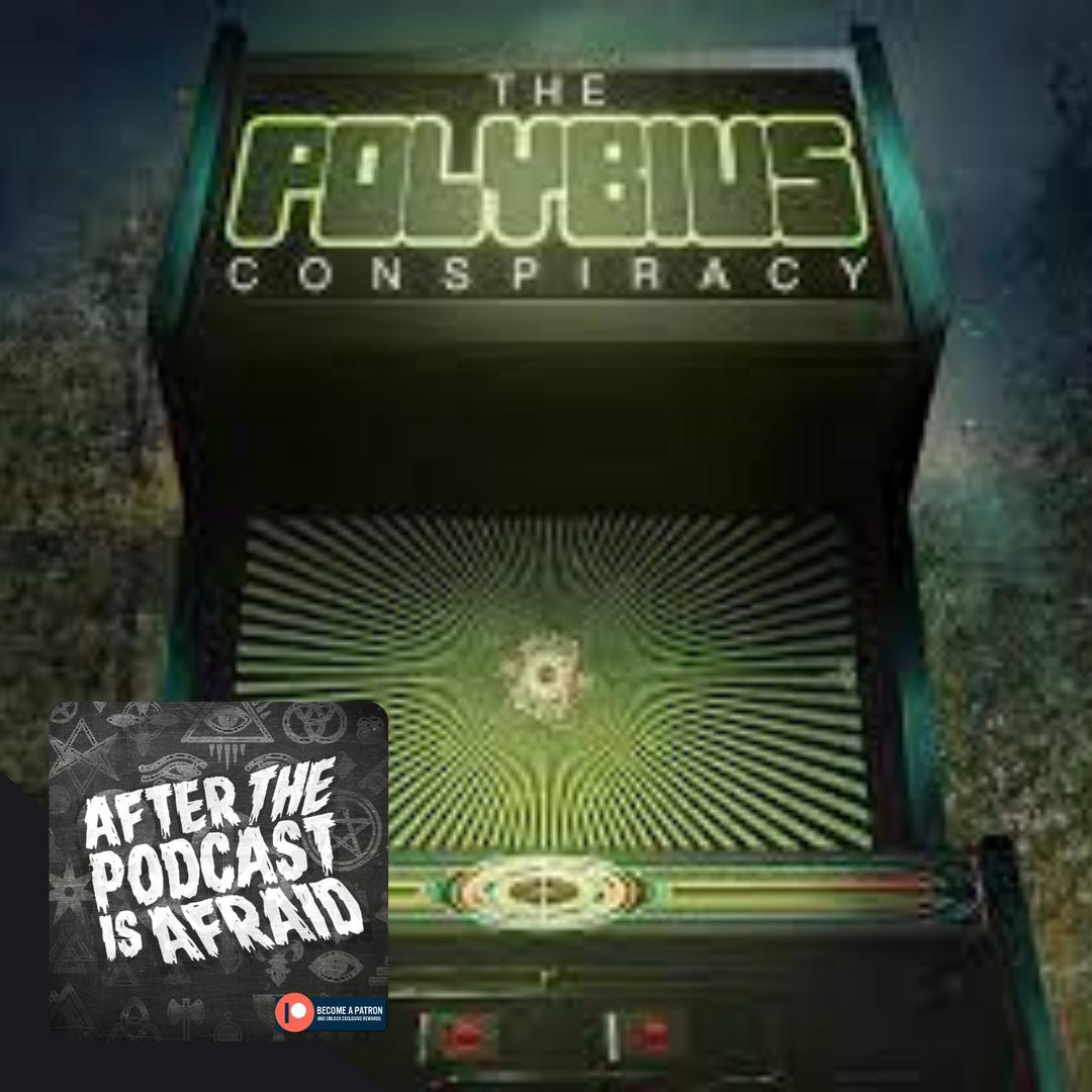 "PATREON EXCLUSIVE EP.56 ""Men in Black: Polybius Conspiracy"""