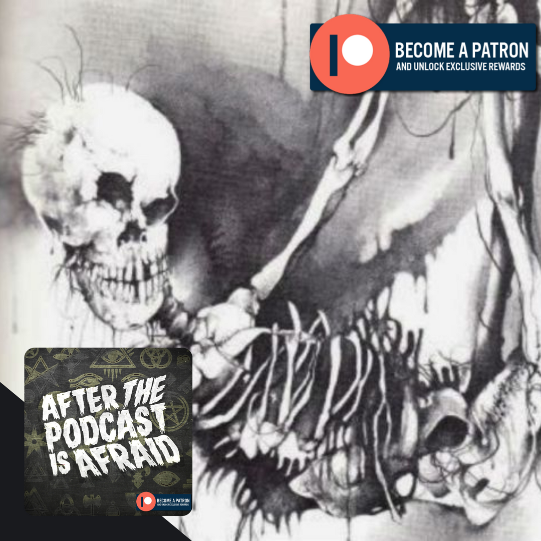 """PATREON EXCLUSIVE EP.55 """" More Scary Stories to Tell in the Dark Part V"""""""
