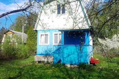 Дача 45 м² на участке 6 сот., Ногинский р-н, д. Стулово, снт Лесная поляна