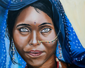 Woman from Rajasthan 4