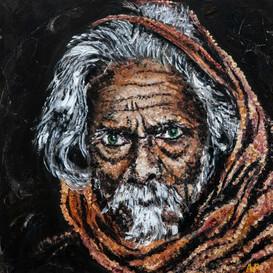 Old Man from Bihar