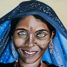 Woman from Rajasthan 1