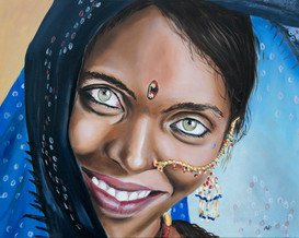 Woman from Rajasthan 3