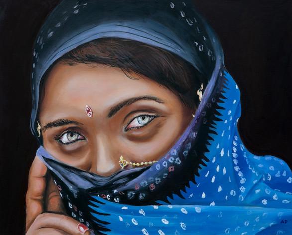 Woman from Rajisthan 2