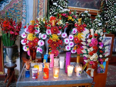 The peaceful beauty of an Altar