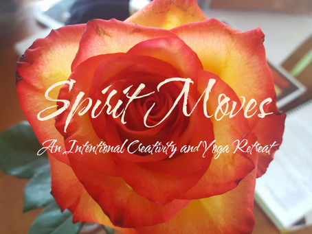 Are you ready to let your Spirit Move you?
